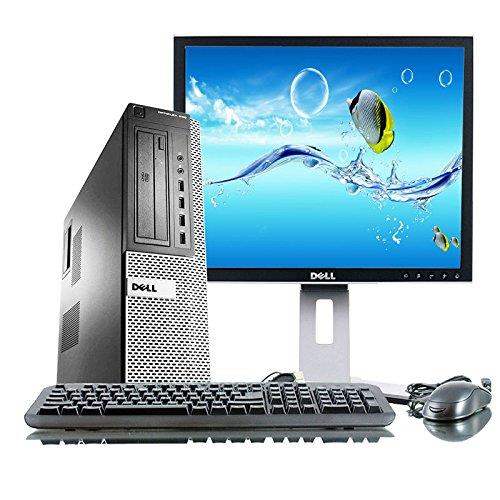 "Dell Opti 990 (SFF) + 19"" Monitor + Warranty 6 Months"
