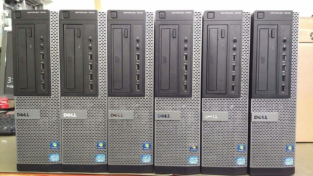 Dell Optiplex 7010 SFF Intel Core i5-3570 3.2GHz 4GB 250GB Win 7 Pro