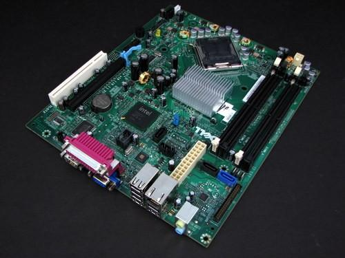 New Dell OptiPlex 755 Motherboard PU052 JR269 SFF Small Form Factor