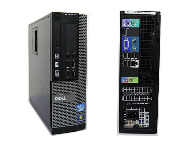 Dell Optiplex 790 SFF Intel Core i3 Gen2 4GB DDR3 500GB CPU