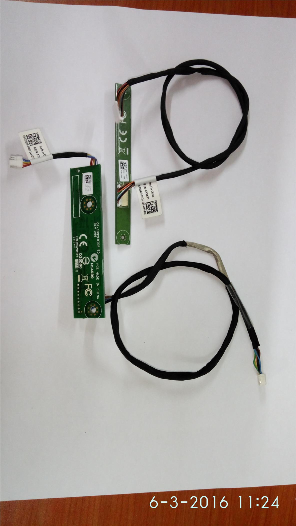 Dell Optiplex 9010 AIO Cable & Connectors