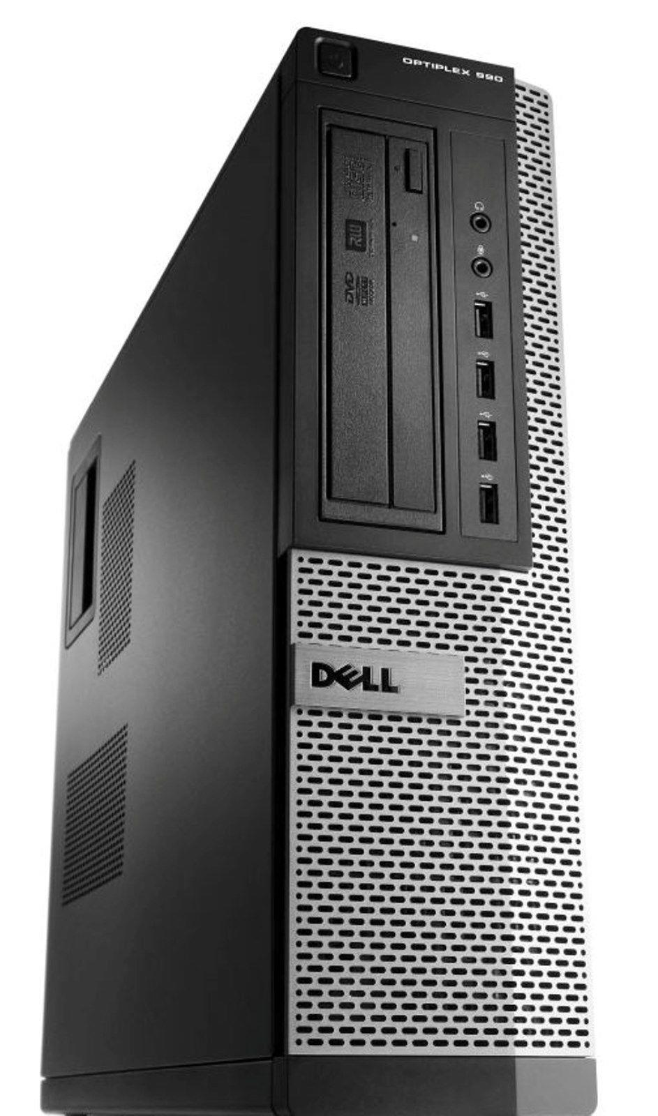 Dell Optiplex 990 Desktop Tower Core i5 2400 2GB 250GB GST System PC