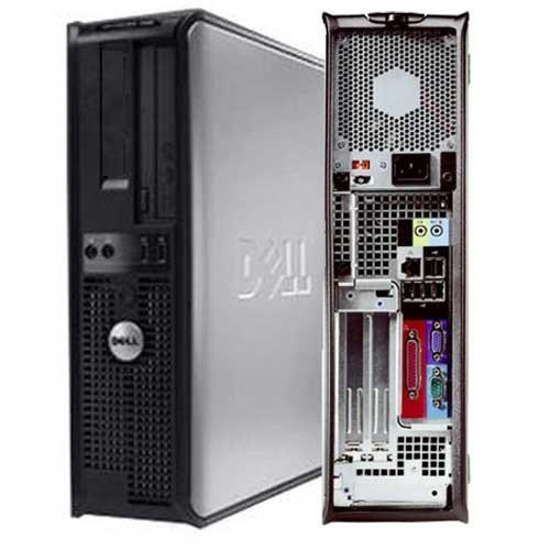DELL Optiplex GX 520 Pentium 4 3GHz 1GB RAM 80GB HDD Windows XP Pro