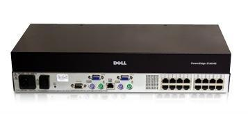 Dell PowerEdge 2160AS 16-Port CAT-5 KVM Console Switch