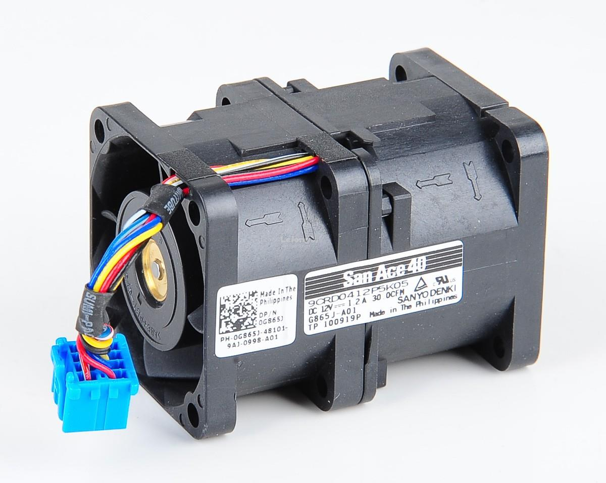 DELL POWEREDGE R410 Fan Assembly 0G865J