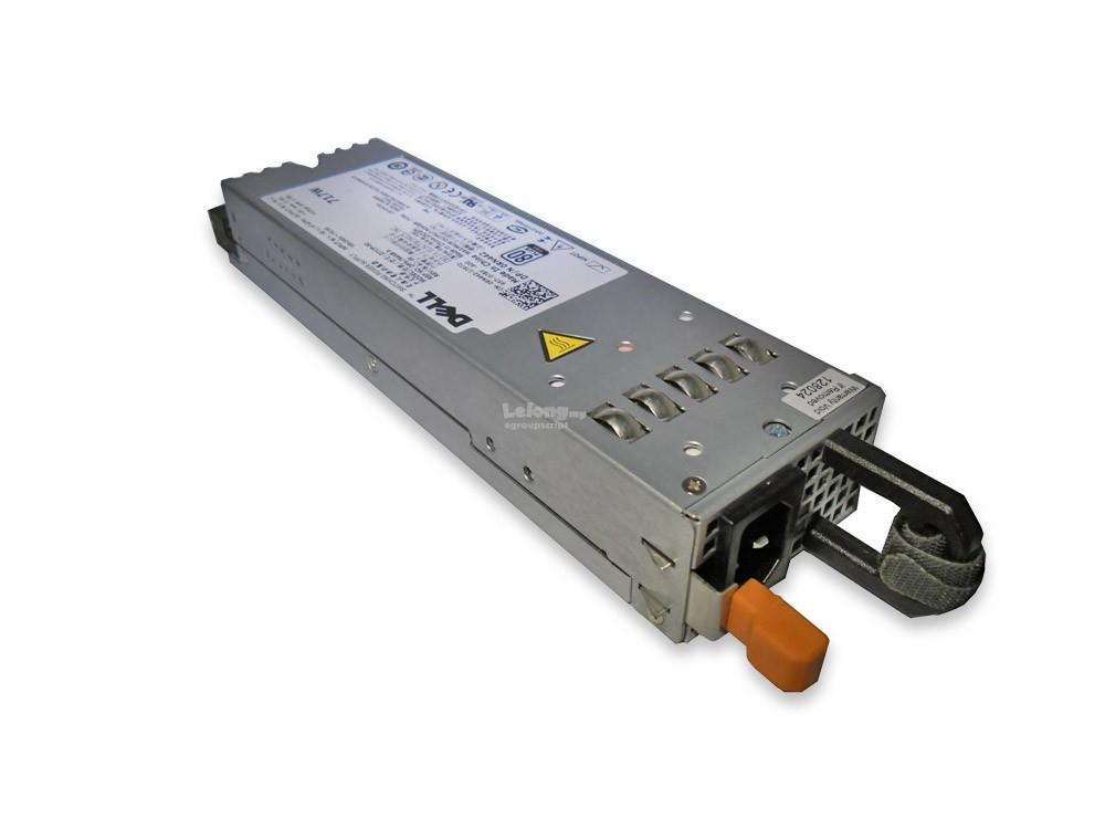 DELL POWEREDGE R610 POWER SUPPLY (717W)
