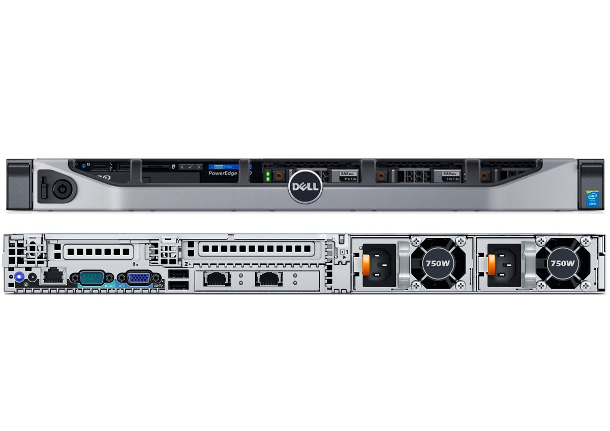 Dell Poweredge R630 1u rack server ( 2015 Latest model )