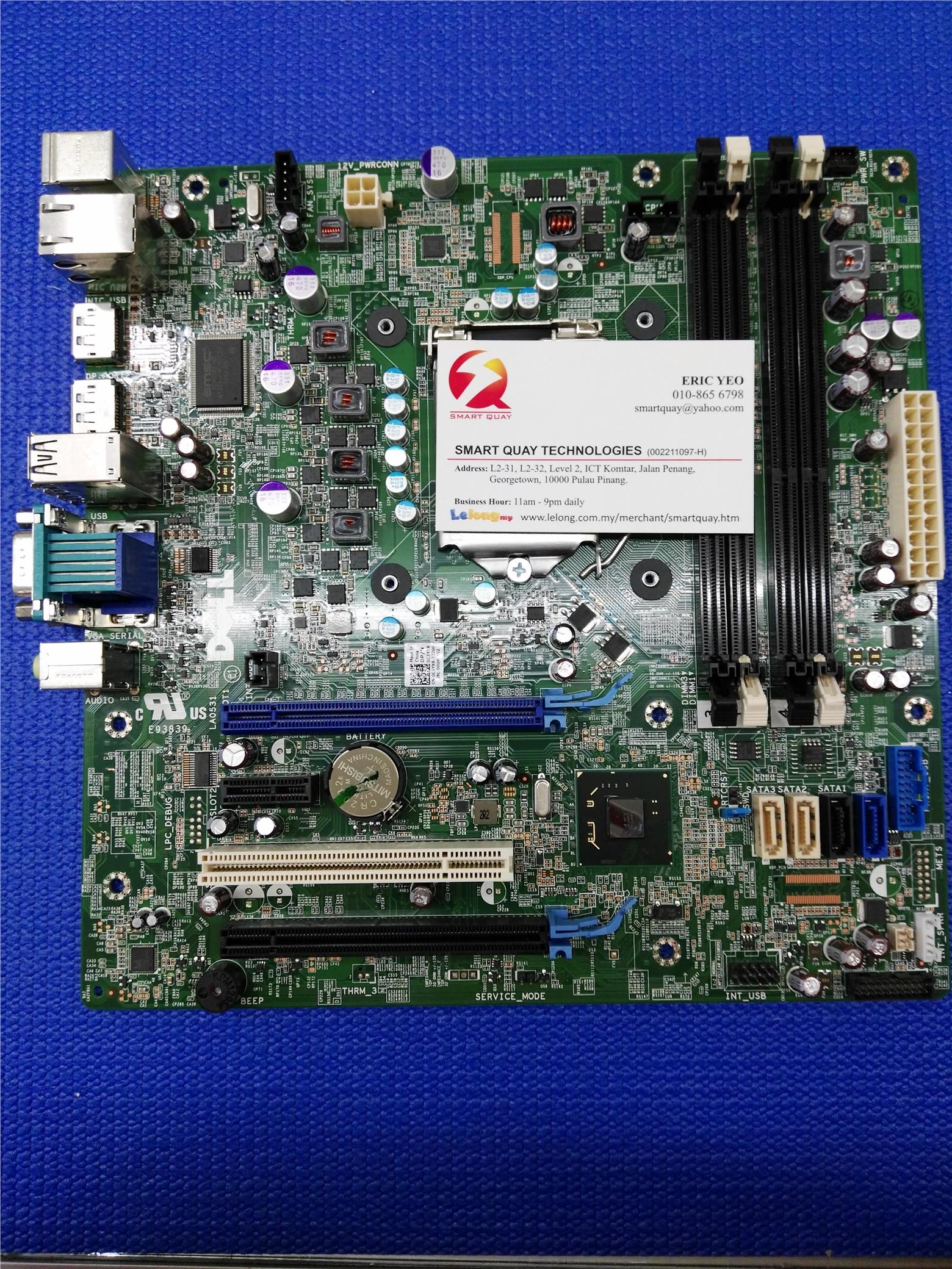 Dell Precision T1650 Mainboard 0C3YXR