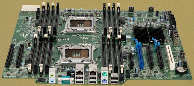Dell Precision T7600 Workstation Socket 2011 Motherboard 82WXT 082WXT