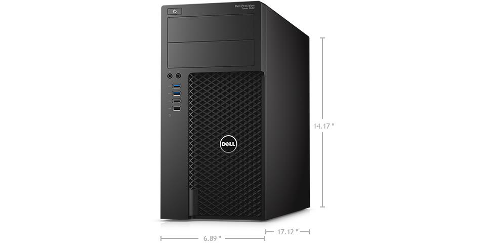 DELL Precision Tower 3620 (Minitower) (i7-6700)
