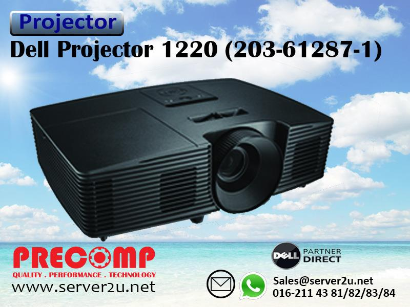 Dell Projector 1220 (203-61287-1)