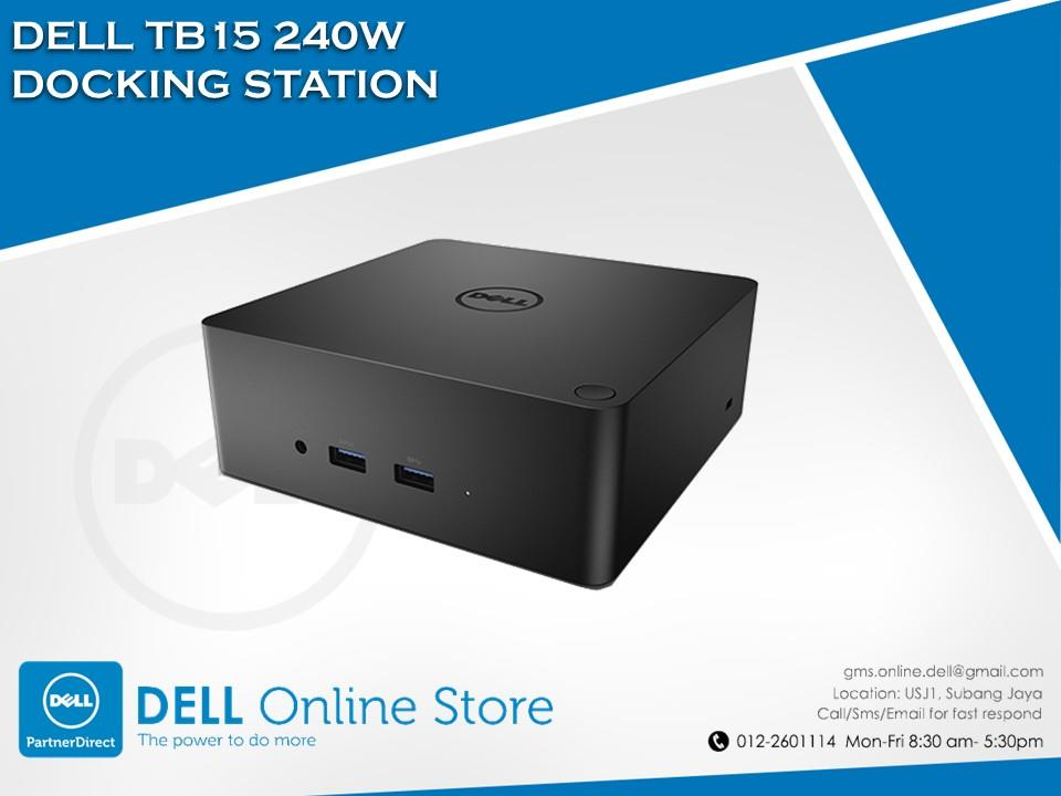 Dell TB15 240W Docking Station