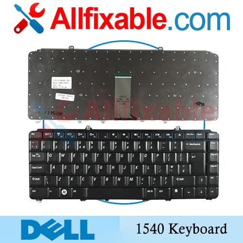 Dell Vostro 1540 1546 notebook laptop keyboard