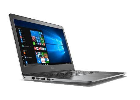 DELL Vostro 5468 Notebook (i5-7200U,4GB,500GB)(V5468-I5204G-500GB-W10)