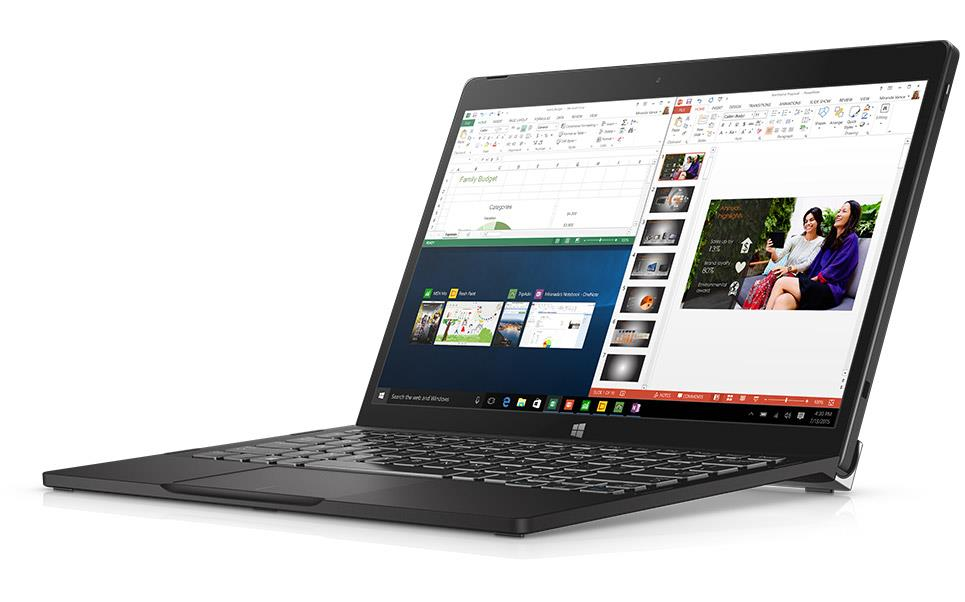 Dell XPS 12 (M5-6Y57, 8GB, 256GB) Laptop/Notebook