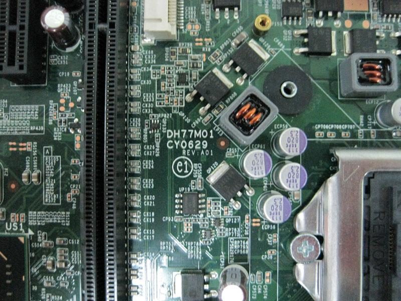 DELL XPS 8500 VOSTRO 470 DT Socket 1155 Motherboard YJPT1 NW73C CY0629