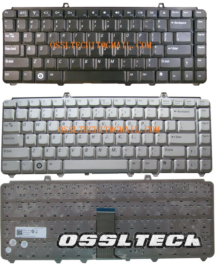 DELL XPS M1530 M1330 VOSTRO 1000 1500 Laptop Keyboard