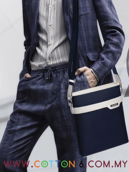 Demodun Gentlemen Canvas Sling Bag