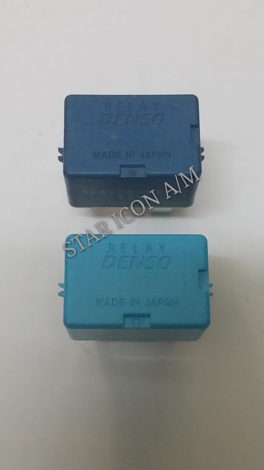DENSO LAMP RELAY 12V ORIGINAL JAPAN