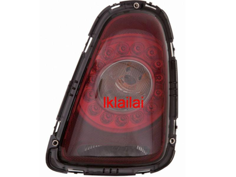 DEPO BMW Mini Cooper '07-08 R56 Tail Lamp Crystal LED Smoke