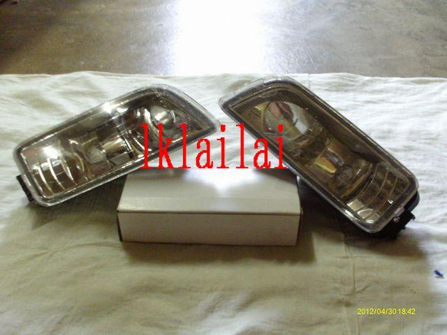 DEPO Honda Accord `03-07 STA Fog Lamp Crystal W/ Wiring + Switch
