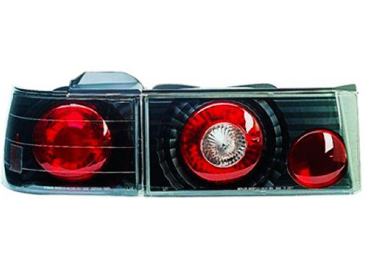 DEPO Honda Accord SM4 `90-`93 Tail Lamp Crystal Black [HD01-RL01-U]