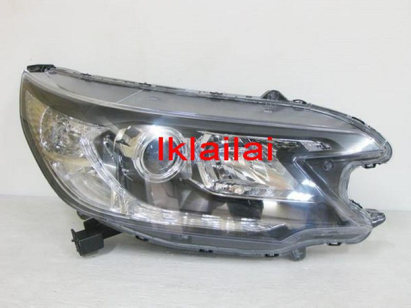 DEPO Honda CRV '13 Projector Head Lamp [1-pair]
