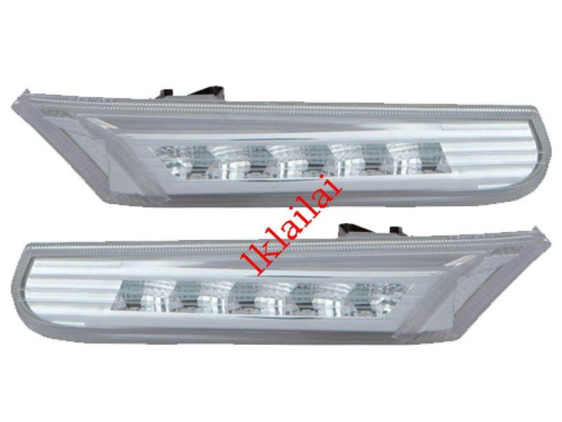 DEPO Porsche 996  '99-`04 LED Side Lamp Crystal Clear