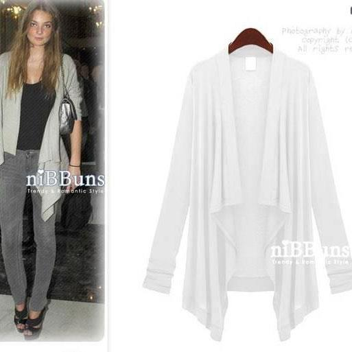#DeQueens#Shawl Cardigan Coat