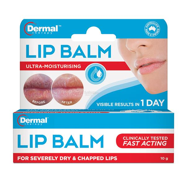DERMAL THERAPY ULTRA-MOISTURIZING LIP BALM (VISIBLE RESULTS IN 1 DAY)