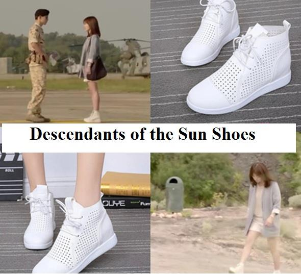 Descendants of the Sun Shoes for Women