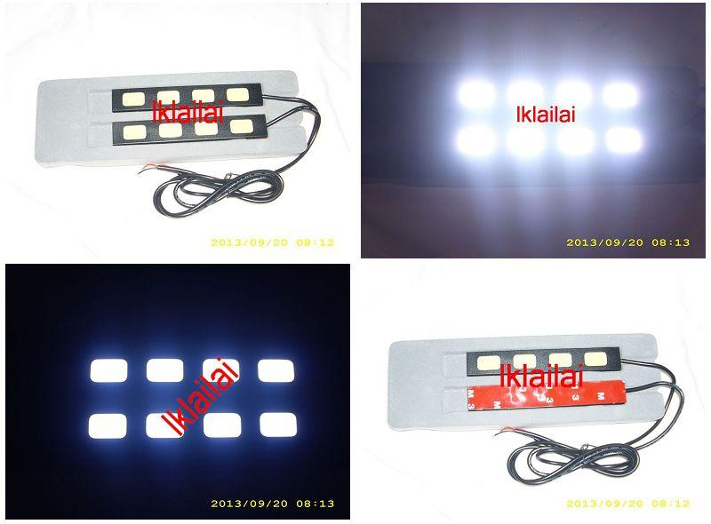NEW Design Super Brightness 3/4/5-LED Daylight