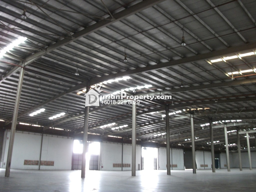 Detached Warehouse: Pandamaran Industrial Estate, Port Klang