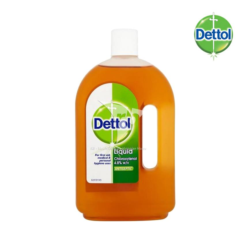 Dettol Anticeptic Liquid 750 ML x 3 - value pack