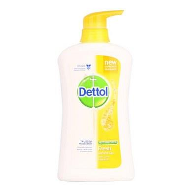 Dettol Shower Gel Anti-Bacterial Fresh 950ml X 3