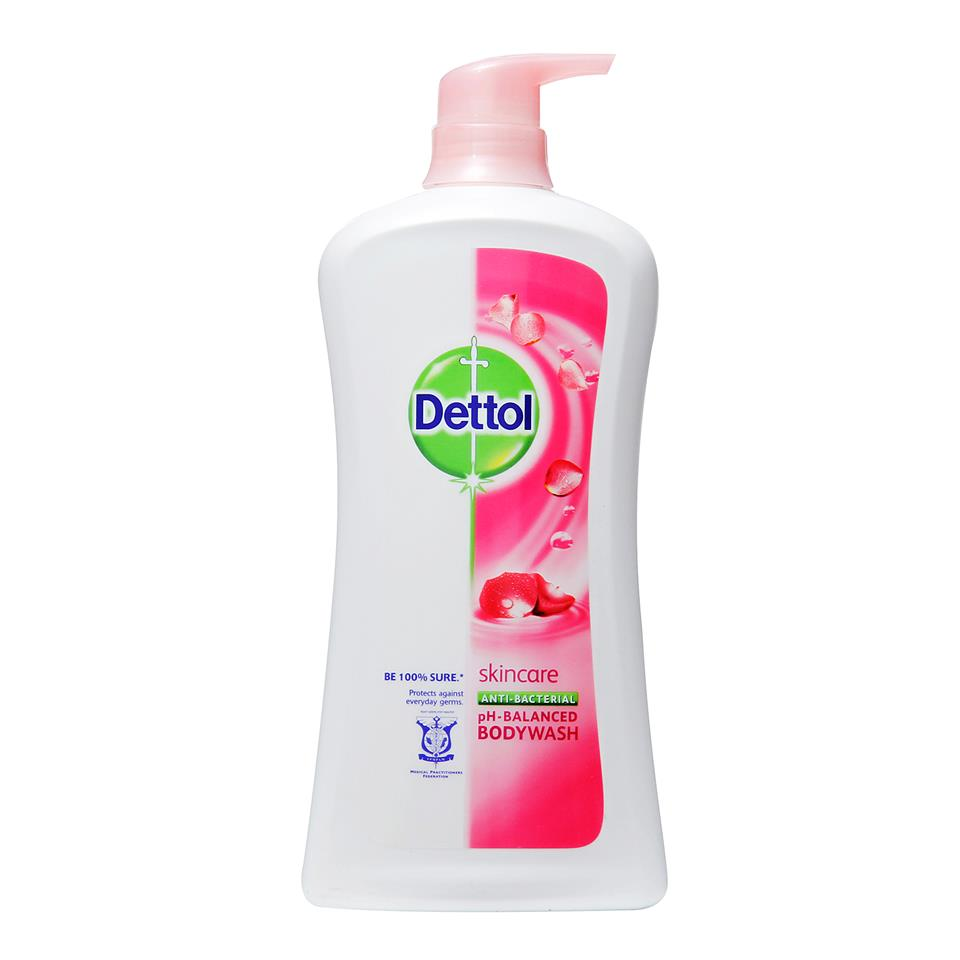 Dettol Shower Gel Anti-Bacterial Skincare 950ml