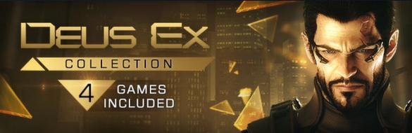 Deus Ex Collection (Steam Gift)