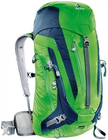 DEUTER ACT TRAIL 30 HIKING BACKPACK - SPRING MIDNIGHT