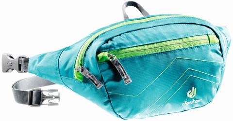 DEUTER BELT II HIP BAG - PETROL KIWI