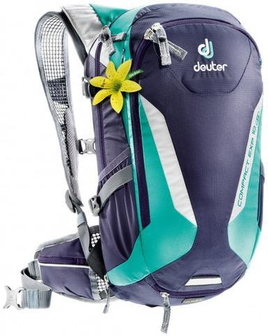 DEUTER COMPACT EXP 10 SL- BLUEBERRY MINT