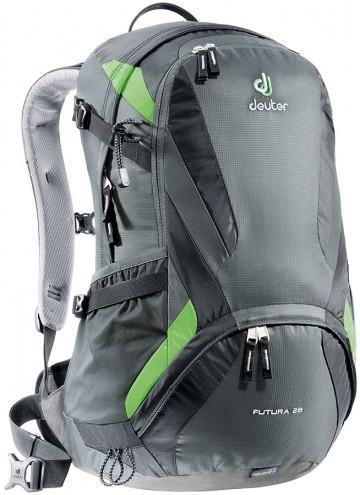 Deuter Futura 28 Hiking Backpack - Granite Black