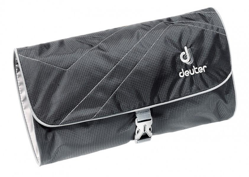 Deuter Wash Bag II - Black Titan