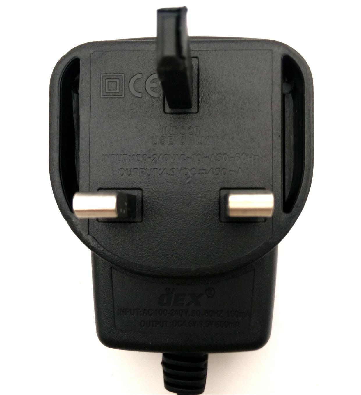 DEX TRAVEL CHARGER NOKIA 7210/8210