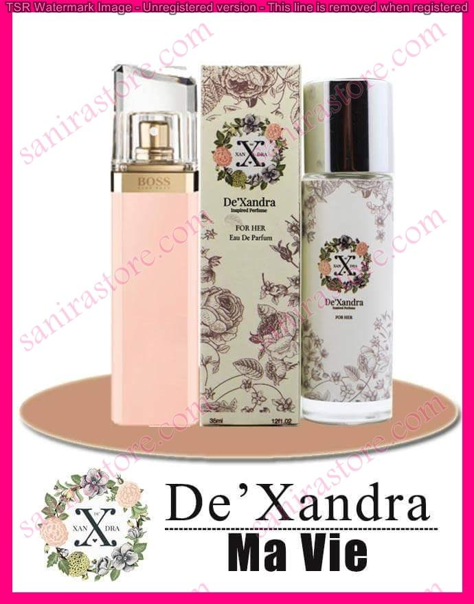 DeXandra MA VIE BY HUGO BOSS EDP For Her