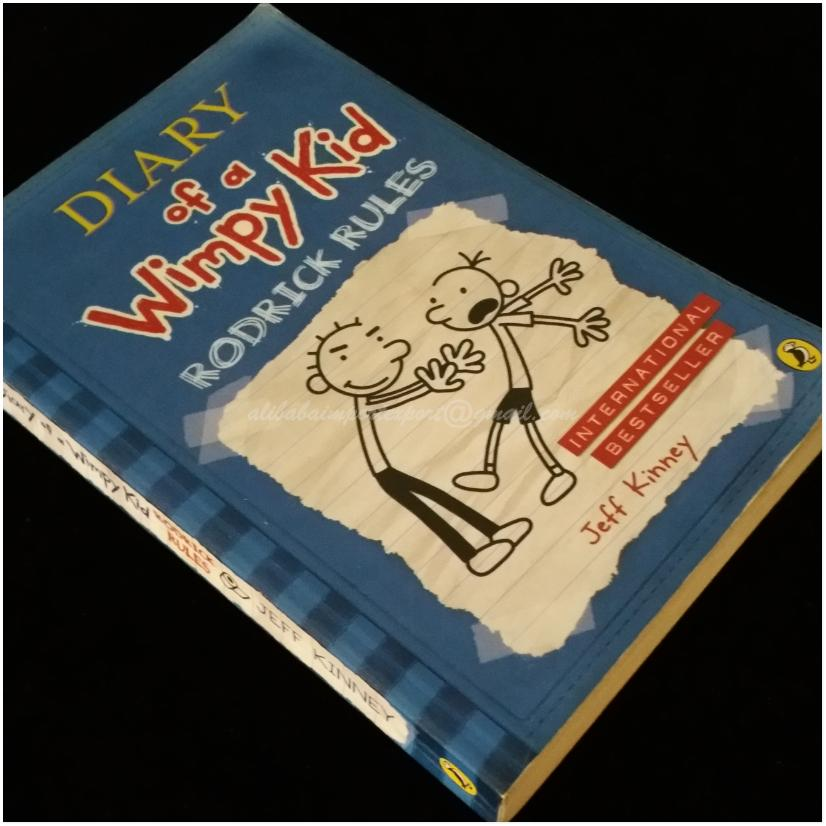 diary of a wimpy kid rodrick rules essay As i mentioned earlier this week, i had a wonderful time reading the five diary of a wimpy kid books, so checking out the movie was a logical next step one of the questions i asked author.