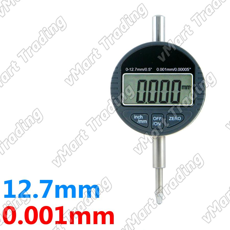 Digital Indicator 12.7mm [0.001mm]
