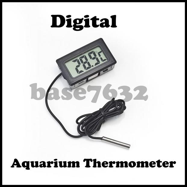 Digital LCD Fridge Freezer Aquarium Thermometer Fish Tank Temperature