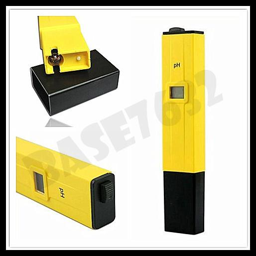 Digital PH Meter Tester PH Test Pen Water Liquid Measure + Calibration