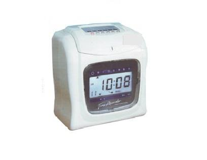 DIGITAL TIME CLOCK RECORDER MACHINE FULLSET  + 3 YEARS WARRANTY