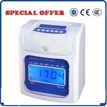 DIGITAL TIME RECORDER ATTENDANCE-2yr